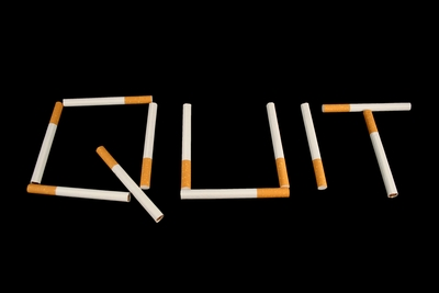 quit cigarette smoking
